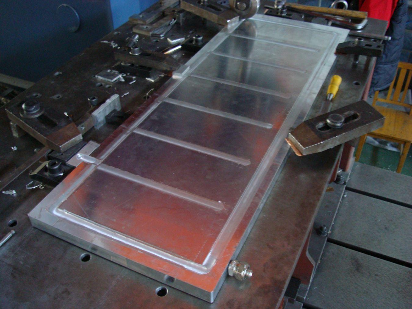 铝合金冷水板